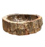 Rebel of Styles Petrified Wood Sink