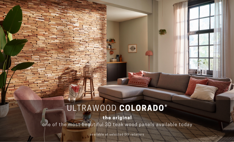 Ultrawood Colorado Teak