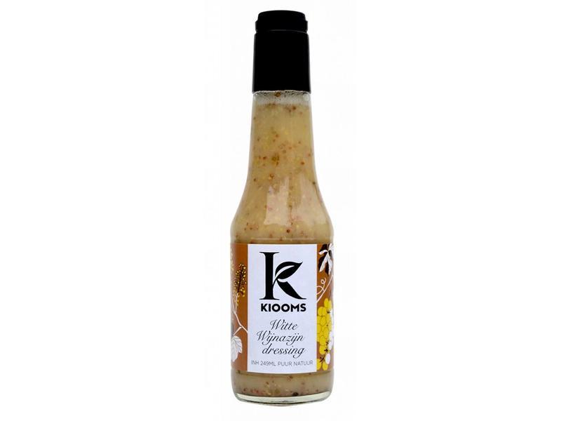Kiooms White Wine Vinegar Dressing
