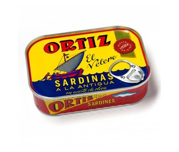 Ortiz Sardines in olive oil