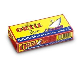 Ortiz Ansjovis Ortiz