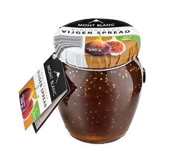 Mont Blanc Organic fig jam