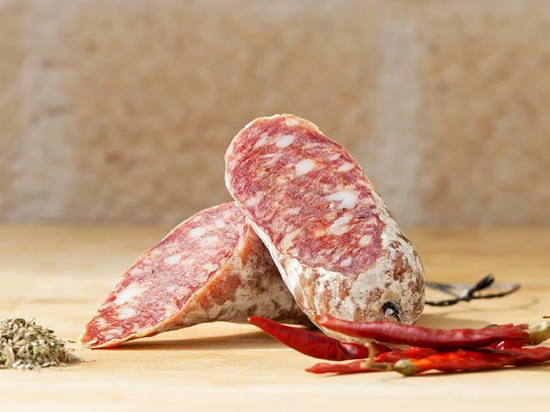 Brandt & Levie Cured Sausage with Chilli and Oregano