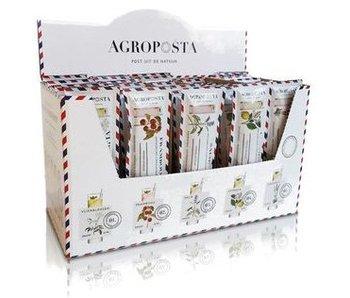 Agroposta Box mit gemischten Aromen