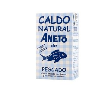 Aneto Fish stock