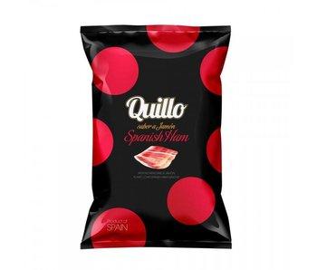 Quillo Chips Spanish Ham