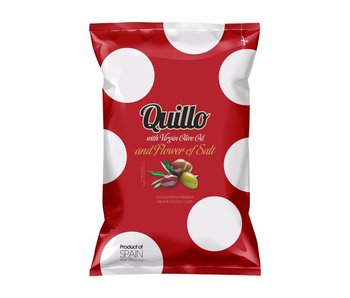 Quillo Chips Oliven Öl & Meersalz