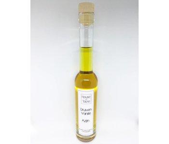 Grape and Vanilla Vinegar