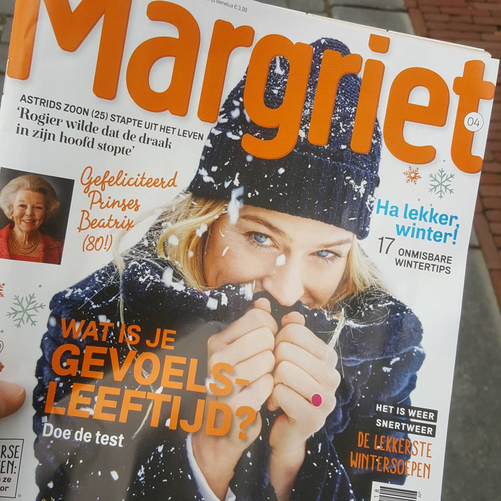 Margriet Januari 2018