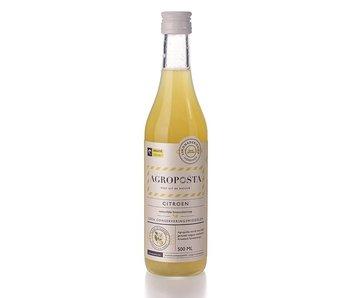 Agroposta Flasche Zitronensirup