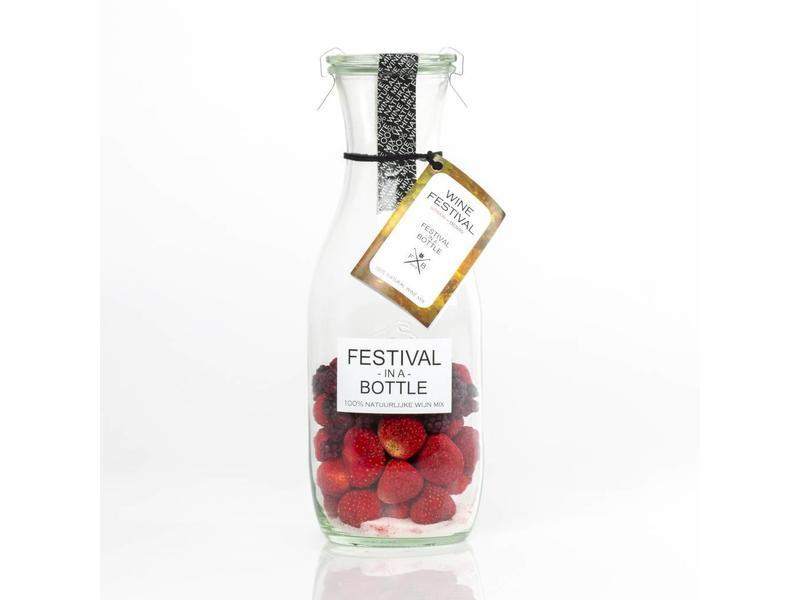 Wine Festival Strawberry