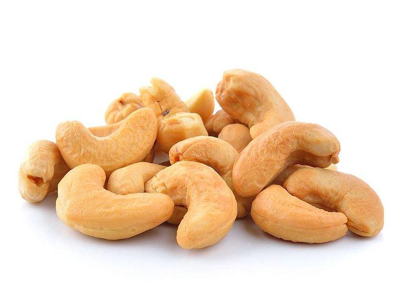 Geröstete Cashew Nüsse