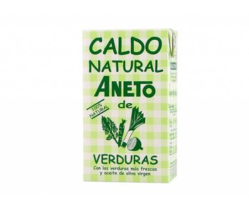 Aneto Vegetable stock