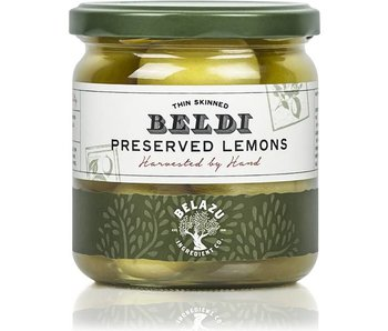 Beldi Preserved Lemons