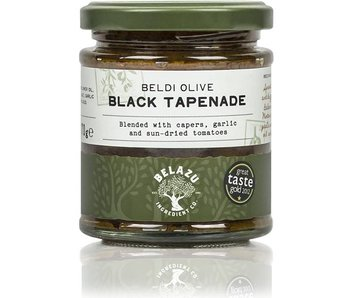 Zwarte Olijven Tapenade