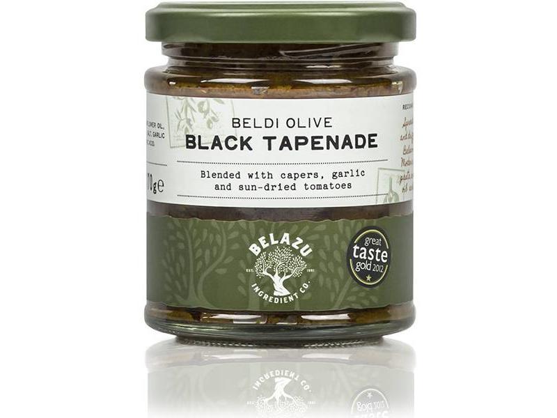 Belazu Belazu Black Olive Tapenade