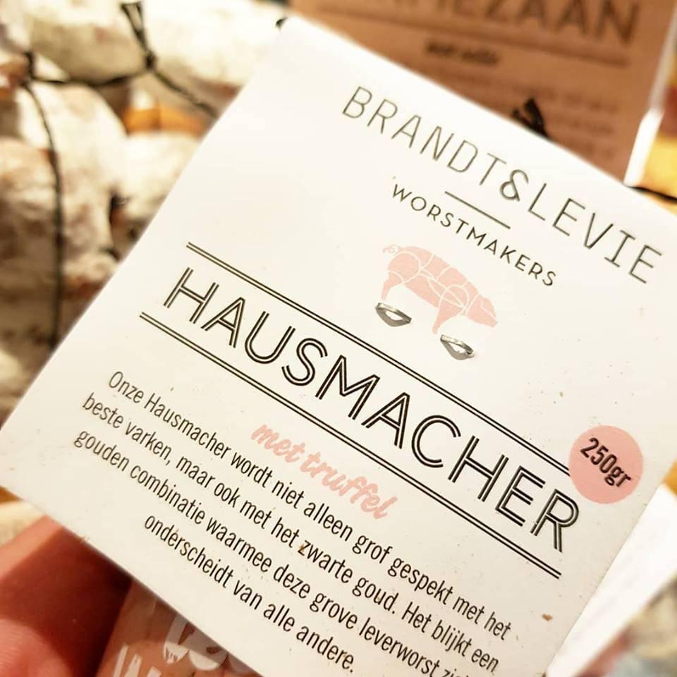 Nieuw van Brandt & Levier, Hausmacher.