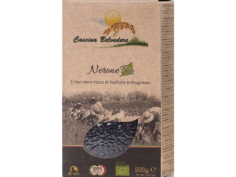 Cascina Belvedere Biologische zwarte rijst
