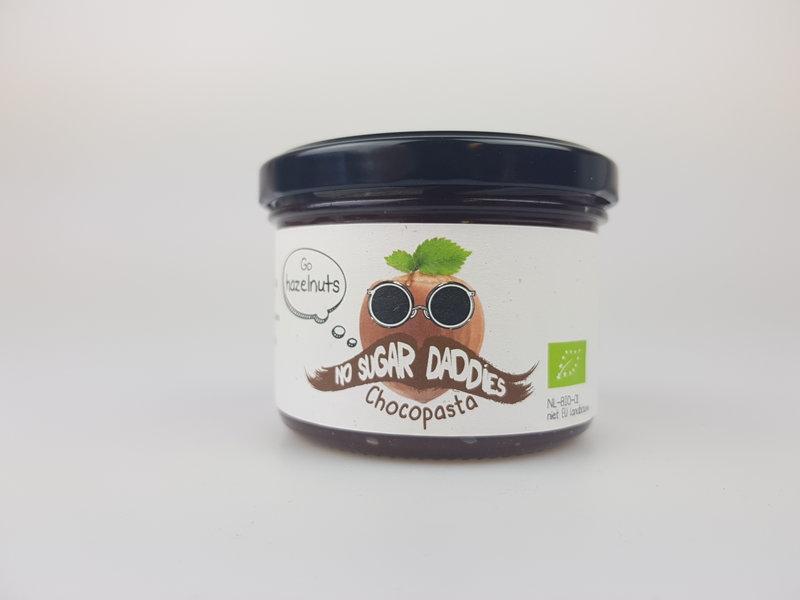 Chocolate Hazelnutspread without sugar