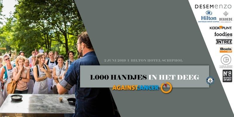 1000 handjes in het deeg