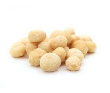 Macadamia-Nüsse roh