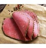 Spijkerman Beef Pastrami | Only for Leeuwarden