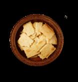 Toast mit Olivenöl