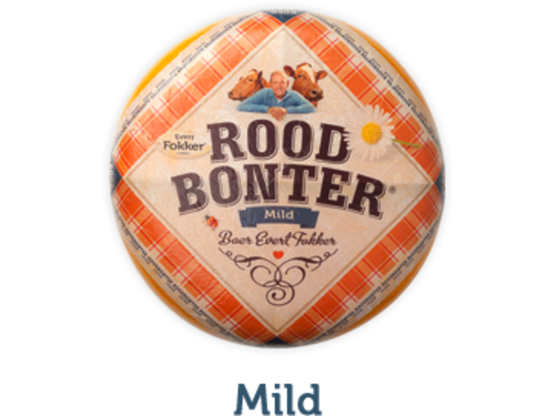 Roodbonter Mild