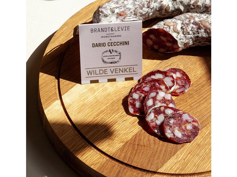 Brandt & Levie Wild Fennel Sausage | Darop Cecchini