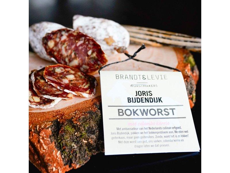 Brandt & Levie Bockwurst, Joris Bijdendijk
