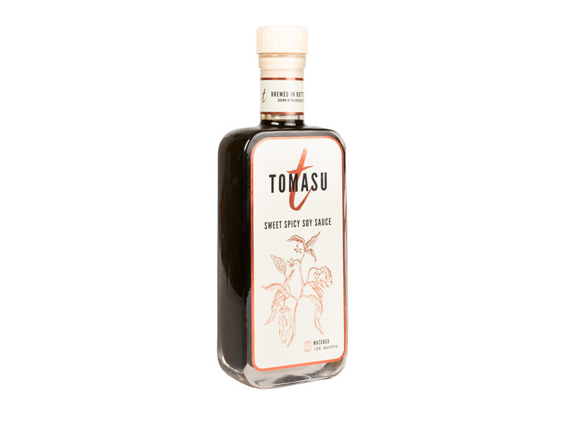 Tomasu Sweet and Spicy Soy Sauce 100ml