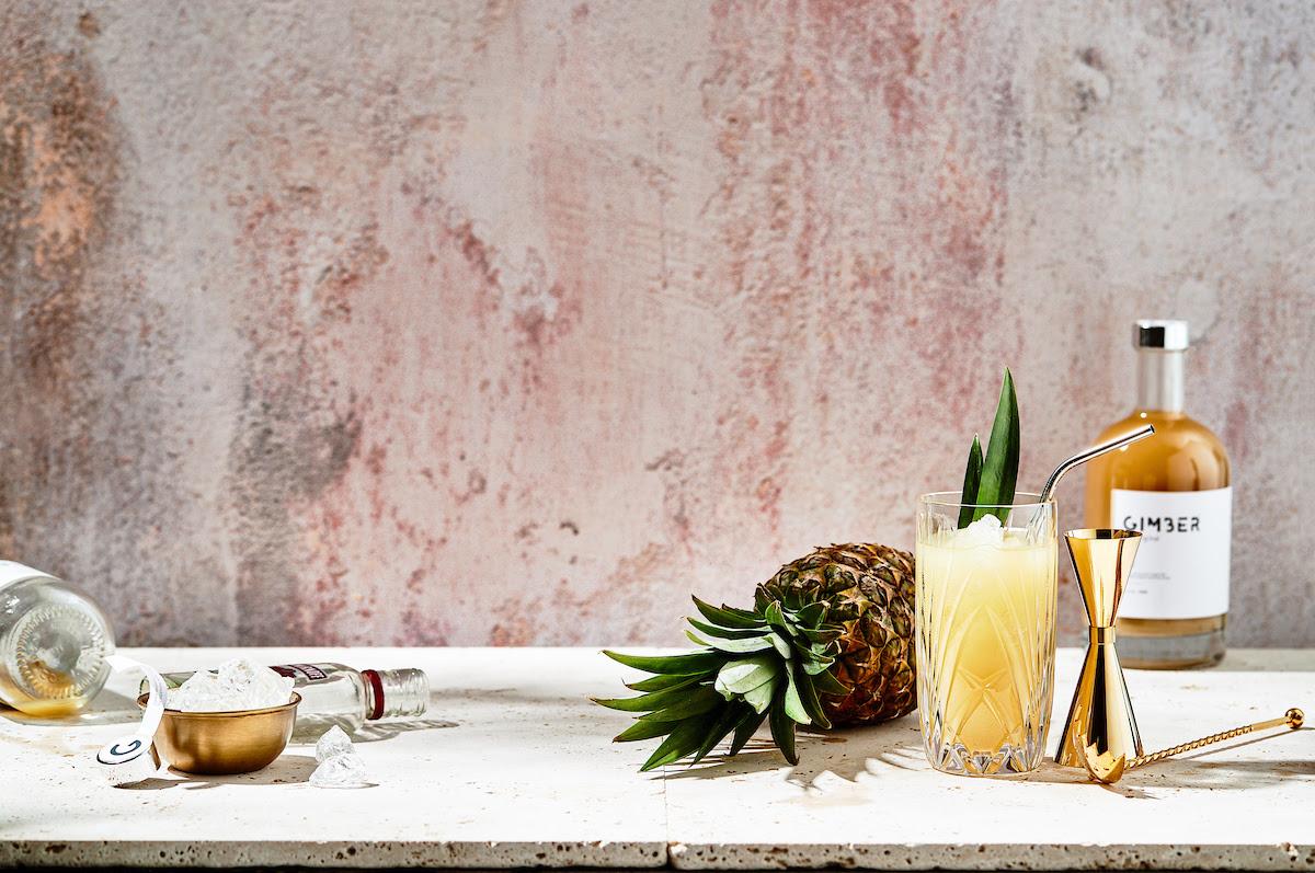 Gimber-Ananas