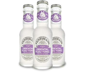Fentimans Yuzu Tonic Water