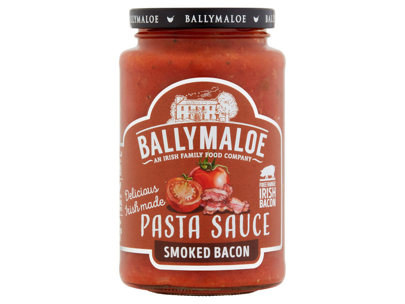 Ballymaloe Smoked Bacon Pasta Sauce 400ml