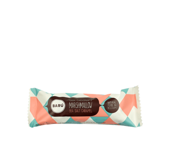 Barú Marshmallow Dark Chocolate Sea Salt Caramel
