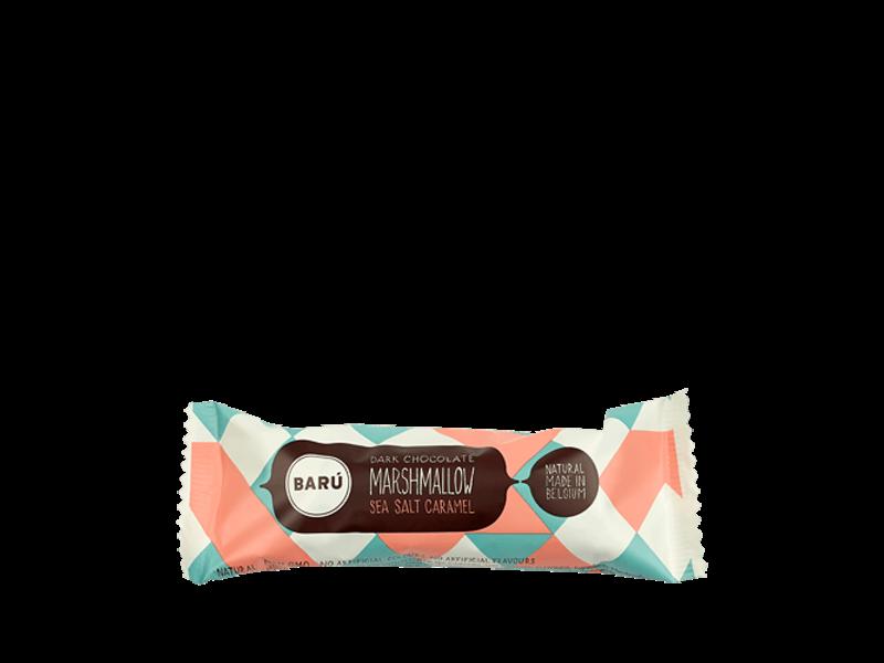 Barú Marshmallow Dark Chocolate Sea Salt Caramel