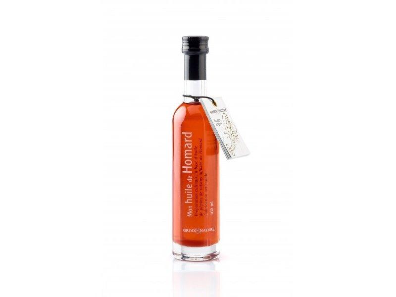 Groix & Nature Huile de Homard  - Lobster oil