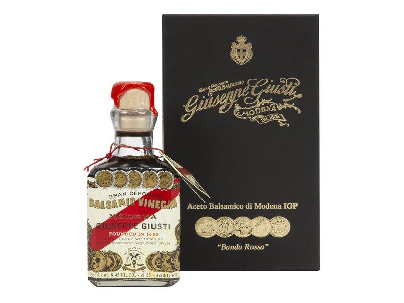 Giusti 20 Jahre Balsamico 250ml IGP | Banda Rossa
