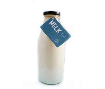 0,75L Melk - Nur fur Leeuwarden