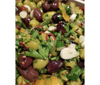 Mediterrane Olivenmischung - Nur für Leeuwarden, Niederlande
