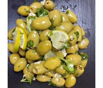 Limetten und Koriander Oliven - Nur für Leeuwarden, Niederlande
