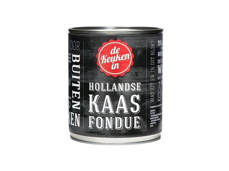 Dutch Cheese Fondue