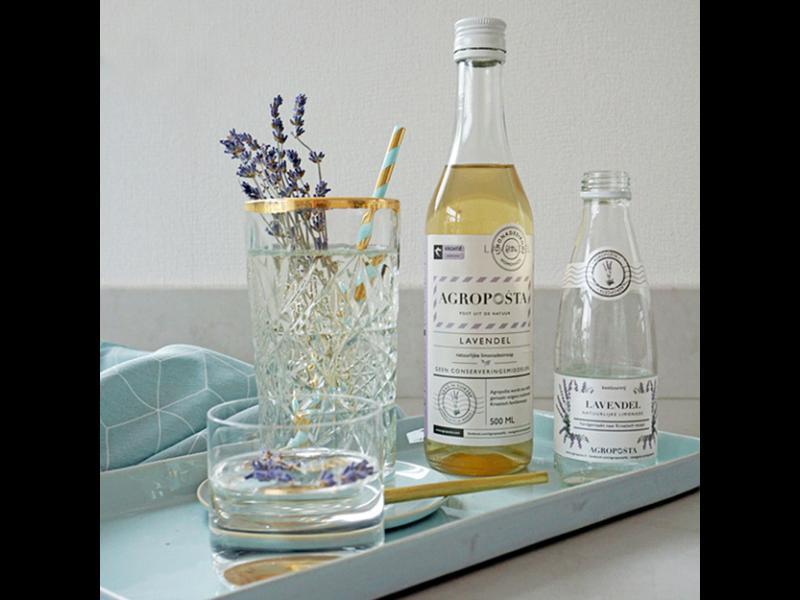 Agroposta Lavender syrup