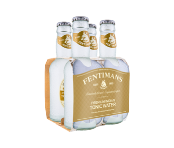 Fentimans Tonic Water 4x