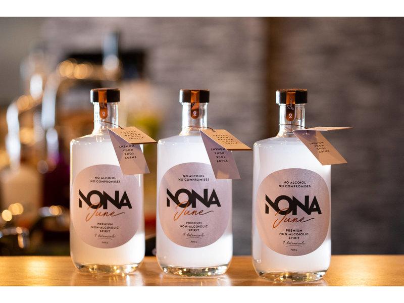 Nona June 0% - Premium non-alcoholic gin