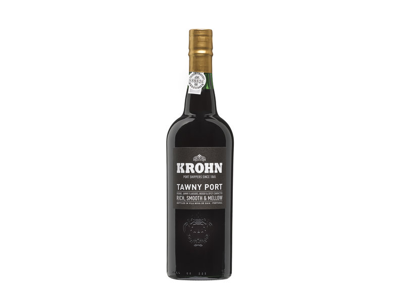 Krohn Tawny Port - Rich, Smooth & Mellow