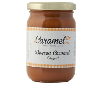 CaramelZ Caramel Sea Salt