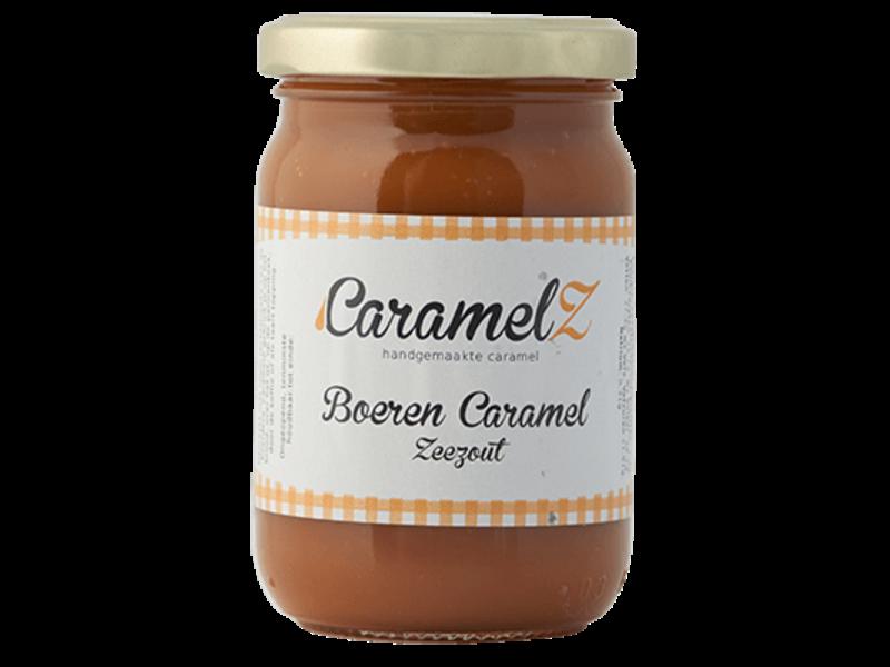 CaramelZ Boeren Caramel Zeezout