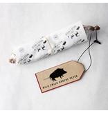 Wild van Wild Trockenwurst Wildschwein mit grünes Pfeffer