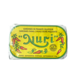 Nuri Sardinen in würzigem Olivenöl